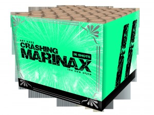 CRASHING MARINAX